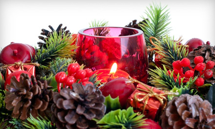 The Weed Lady - Grand Blanc: $10 for $20 Worth of Holiday Decorations, Plants, and Home Goods at The Weed Lady in Grand Blanc