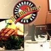Half Off at Prime Time Steakhouse