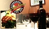 OOB Prime Time Steakhouse - Houston: $25 for $50 Worth of Gourmet Steak and More at Prime Time Steakhouse