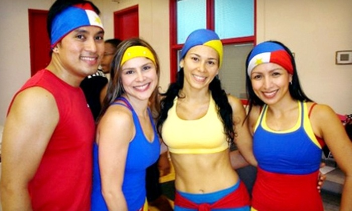 Tropa Z Fitness - Multiple Locations: $29 for Seven Zumba Classes with Tropa Z Fitness ($77 Value)