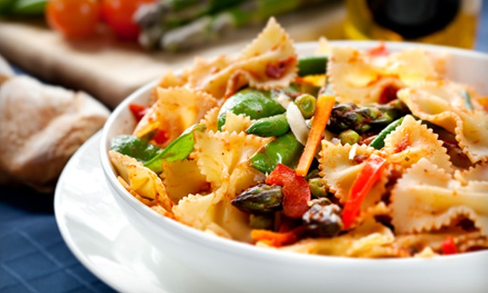 Buon Appetito - Bayonne: Italian Dinner for Two or Four at Buon Appetito in Bayonne (Up to 61% Off)