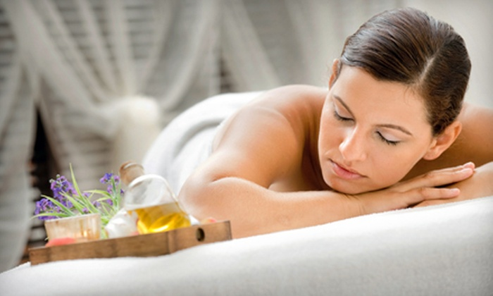 O Spa - Multiple Locations: Aromatherapy Massage or Swedish Massage with Mini Facial at O Spa and Ocean Spa