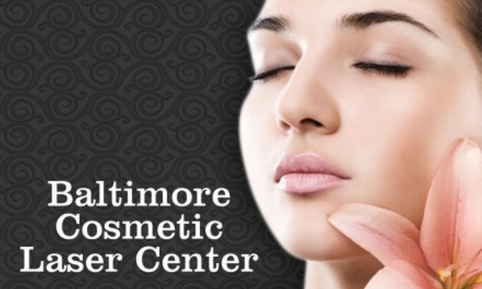 Baltimore Cosmetic Laser Center - Catonsville: $169 for Choice of One of Six Treatments at Baltimore Cosmetic Laser Center (Up to $1,200 Value)
