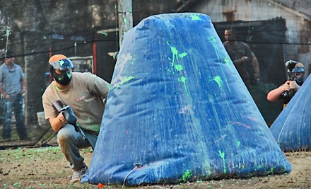 Four-Hour Paintball Outing (a $50 value) - Low Country Paintball in Ludowici