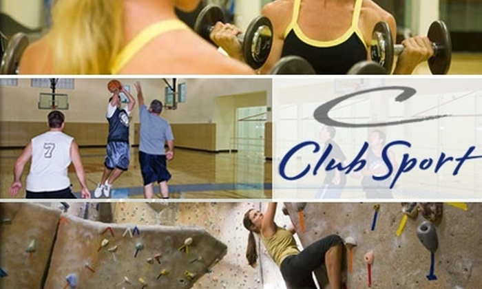 ClubSport Oregon - Sherwood - Tualatin South: $39 for 14 Visits to ClubSport Oregon ($280 Value)