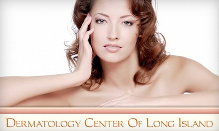Dermatology Center of Long Island - Hicksville: $150 for $300 Worth of Botox at Dermatology Center of Long Island in Hicksville