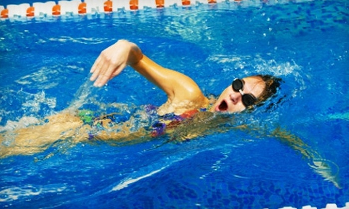 FINS (Fun in Swimming) - Kingwood: $35 for $70 Worth of Swimming Lessons at FINS in Kingwood