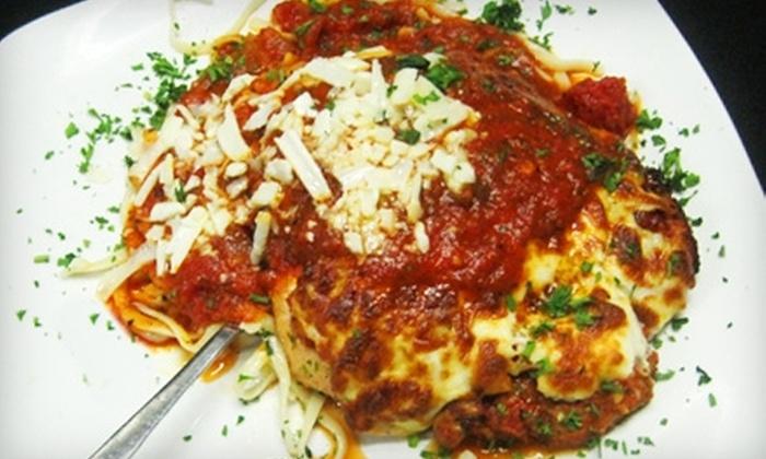 Pannullo's Italian Restaurant - Winter Park: $15 for $30 Worth of Italian Dinner and Drinks at Pannullo's Italian Restaurant in Winter Park