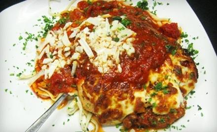 $30 Groupon to Pannullo's Italian Restaurant - Pannullo's Italian Restaurant in Winter Park