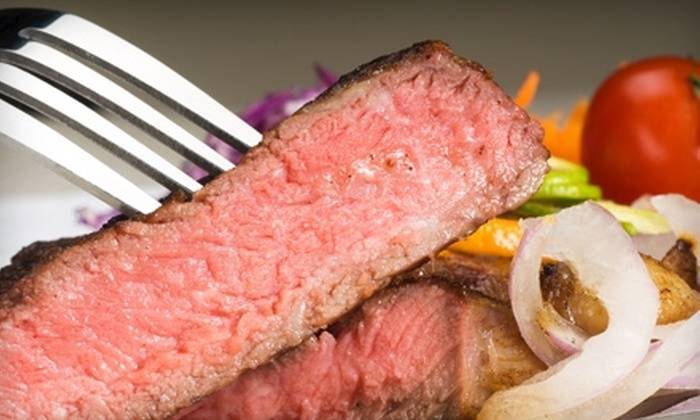 The Nimrod Restaurant - Falmouth: $25 for $50 Worth of Upscale Dinner Cuisine at The Nimrod Restaurant in Falmouth