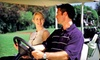Pine Hill Country Club - Choccolocco: $32 for 18 Holes of Golf for Two with Cart Rental and Bucket of Balls at Pine Hill Country Club in Anniston (Up to $65 Value)