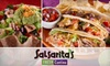 Salsarita - Homewood: $5 for $10 of Mexican Fare at Salsarita's Fresh Cantina