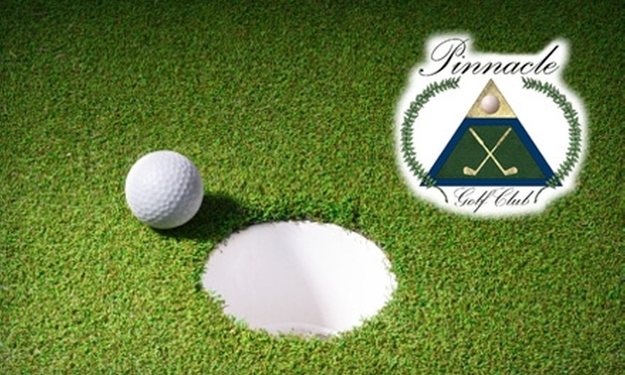 Pinnacle Indoor Golf Center - Rockville Centre: $32 for One Round of Golf or $25 For a One-Hour Practice Session at Pinnacle Indoor Golf Center