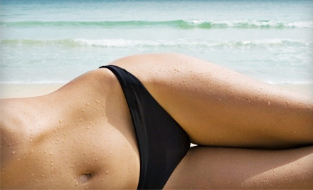 1 Women's Sugar Brazilian Bikini Wax (a $55 value) - Julia's Artistic Threading & Day Spa in Altamonte Springs