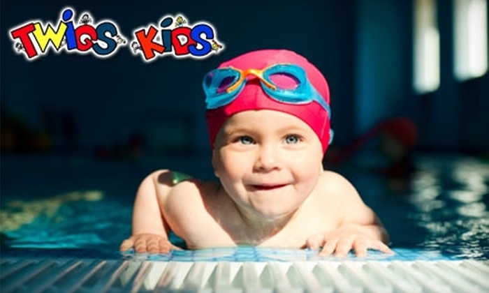 Twigs Kids - West Carrollton City: $47 for Eight-Week Swimming-Lesson Program at Twigs Kids ($95 Value)