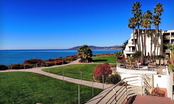 null - Santa Barbara: Stay at The Cliffs Resort in Pismo Beach, CA