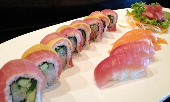 Kenny's Pan Asian Cuisine & Sushi Bar - New Castle: $15 for $30 Worth of Sushi and Asian Dinner Cuisine at Kenny's Pan Asian Cuisine & Sushi Bar