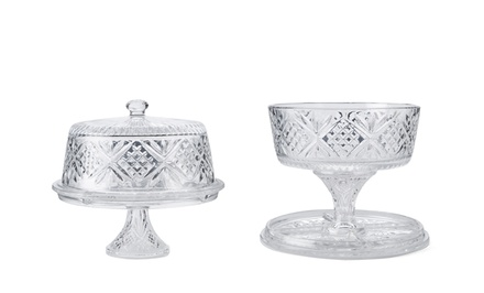 GODINGER Dublin 4-in-1 Cake Plate $24.99 | Brought to You by ideel