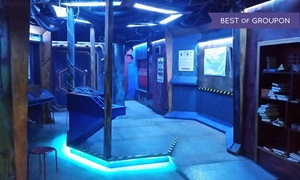 Riddle Room: Starship: Room-Escape Adventure for 2, 4, 6, or 10 at Riddle Room: Starship (Up to 48% Off)
