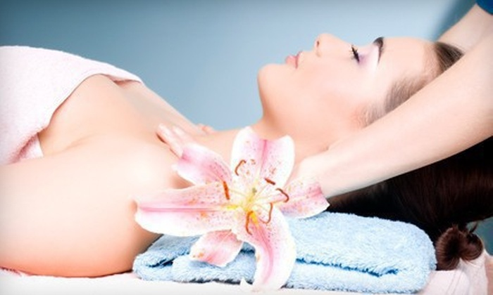 Executive Physiques Spa and Fitness - Carrollwood: Deep-Tissue Massage or Swedish Massage at Executive Physiques Spa and Fitness (Up to 55% Off)