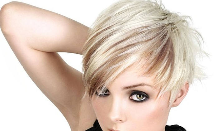 Arouge Salon and Spa - Brookhaven: Up to 47% Off Haircuts & Color at Arouge Salon and Spa