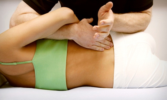 Trailhead Chiropractic - Boise: $20 for a Musculoskeletal Exam at Trailhead Chiropractic ($50 Value)
