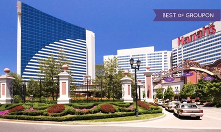 Stay for two with $50 Dining Credit at 4-Star Atlantic City Casino Hotel. Dates into April.