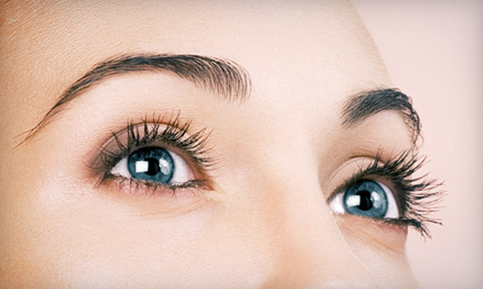 Heaven's Makeup Bar - Burbank: One or Three Eyebrow Waxes or One Eyebrow and Upper-Lip Wax at Heaven's Makeup Bar (Up to 61% Off)