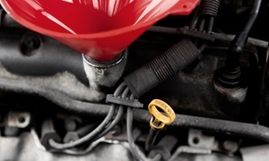 Joyce Honda: Maintenance Package with One or Three Oil Changes, a Tire Rotation, and Safety Inspection at Joyce Honda (Up to 58% Off)