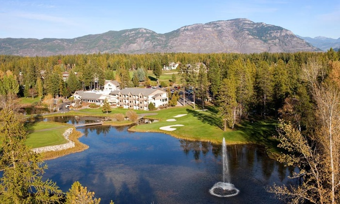 Meadow Lake Resort - Grant Creek: One- or Two-Night Stay at Meadow Lake Resort in Columbia Falls, MT