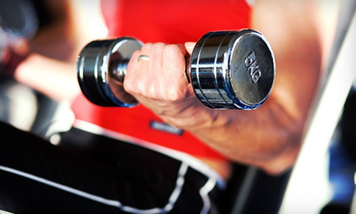 Mecca Fitness - Fairhaven: One-, Three-, or Six-Month Gym Membership at Mecca Fitness (Up to 78% Off)