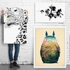 Fine Art Stretched Gallery-Wrapped Canvas for Your Walls by Curioos
