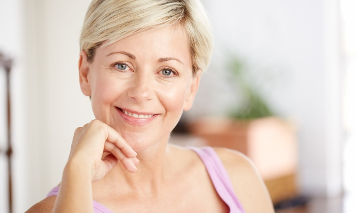 YZ Healthcare PA - Pecan Acres: One Non-Surgical Laser Facelift for the Face or Face and Neck at YZ Healthcare PA (Up to 74% Off)
