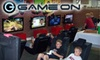 Game On - Trabuco: In-Store Gaming and Private Gaming Parties at Game On in Ladera Ranch. Choose from Two Options.