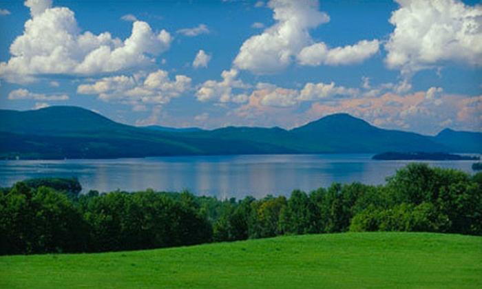 Vermont Convention Bureau - Downtown Burlington: $35 for a Go Vermont! Vacation Card from Vermont Convention Bureau ($79 Value)