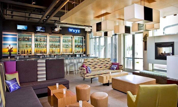 Aloft Dulles Airport North - Loudoun Parkway Center: $79 for a One-Night Stay Thursday Through Sunday for Up to Five at Aloft Dulles Airport North in Greater Washington, DC (Up to $204 Value)