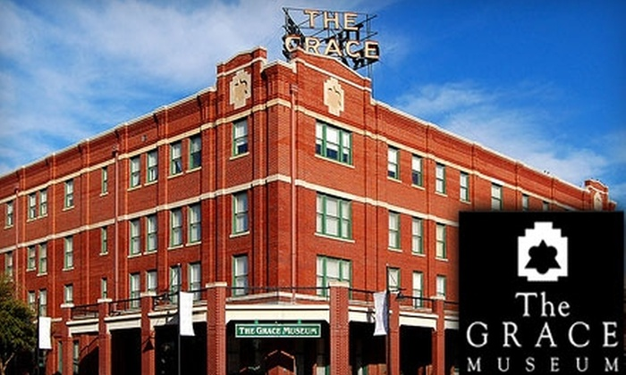 The Grace Museum - Original Town North: $22 for a One-Year Individual Membership ($45 Value) or $32 for a One-Year Family Membership ($65 Value) to The Grace Museum