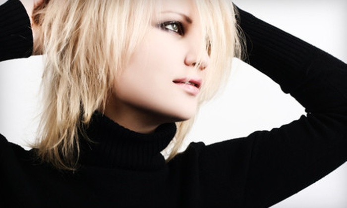 Electric for Hair - Fort Richmond: $59 for a Salon Package with Haircut, Colour, and Deep-Conditioning Treatment at Electric for Hair ($155 Value)
