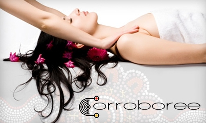 Corroboree Spa - Edgehill: $54 for a One-Hour Hot-Stone Massage and Body Polish at Corroboree Spa ($110 Value)