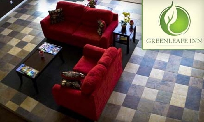 Greenleafe Inn - Raleigh / Durham: $24 for a One-Night Stay at the Greenleafe Inn ($49.99 Value)