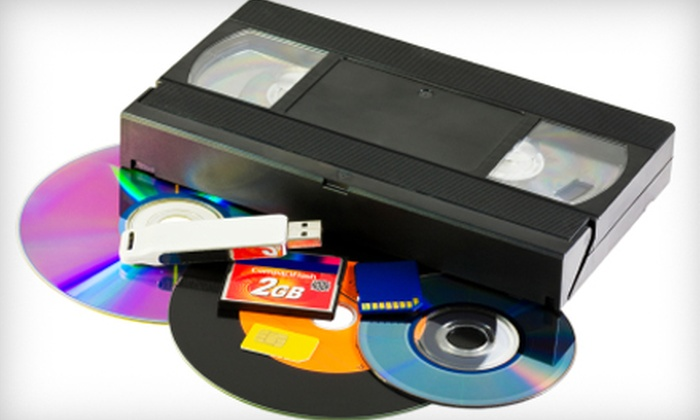 Custom Photo and Framing - Middletown: Three Video-to-DVD Transfers or Up to 250 Digitally Scanned Photos at Custom Photo and Framing in Middletown