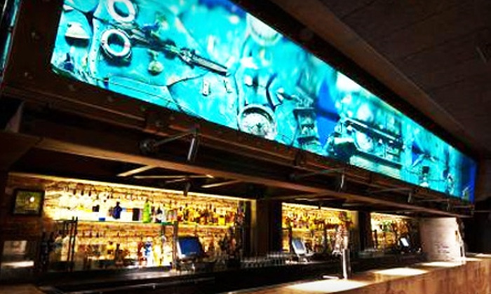 Dive Bar - Downtown: Six-Person VIP Accommodations or $10 for $20 Worth of Drinks at Dive Bar