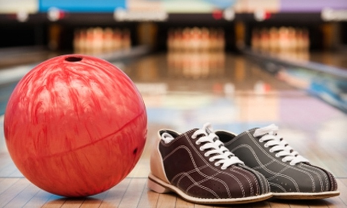 Strike and Spare - Multiple Locations: $5 for $15 Worth of Bowling and Shoe Rental at Strike and Spare. Three Locations Available.