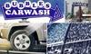Bubble's Car Wash - Dorchester: $9 for Triple-Bubble Car Wash at Bubbles Car Wash