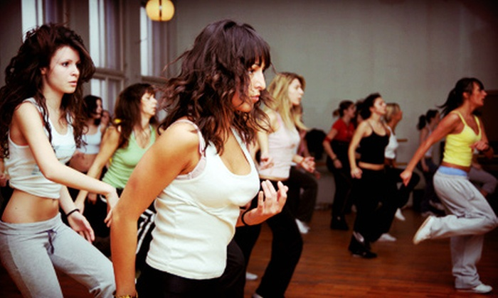 Rhythm Dance & Fitness Studios - Lower State: $29 for One Month of Unlimited Adult Dance Classes at Rhythm Dance & Fitness Studios ($200 Value)