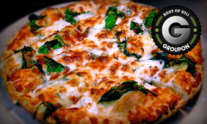 Glass Nickel Pizza Co. - Appleton: $10 for $20 Worth of Pizza, Pasta, and Wings at Glass Nickel Pizza Co. in Appleton