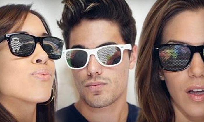 Eyepster: Sunglasses from Eyepster (Up to US$50 Value). Two Options Available.