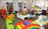$10 for Two Open-Play Admissions Plus $10 Lunch Credit at Cafe Bambini in North Miami