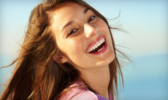 Trinity Dental Care - Multiple Locations: Dental-Care Package for One, Two, or Four at Trinity Dental Care (Up to 90% Off)