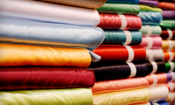 Dizzy Divas Fabric Shop - Knoxville: Two Sewing or Quilting Classes or $25 for $50 Worth of Fabric and Sewing Supplies at Dizzy Divas Fabric Shop